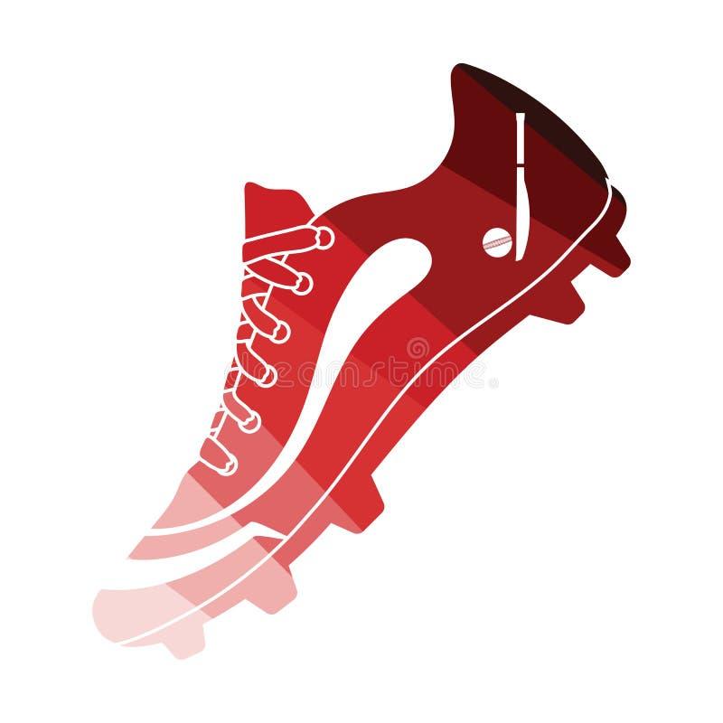 Значок ботинка сверчков бесплатная иллюстрация