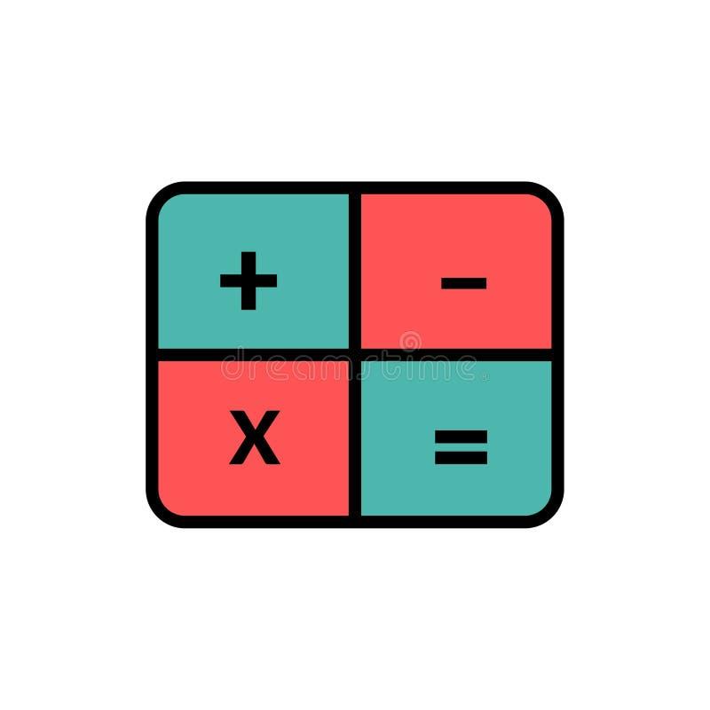 значок вектора калькулятора бесплатная иллюстрация