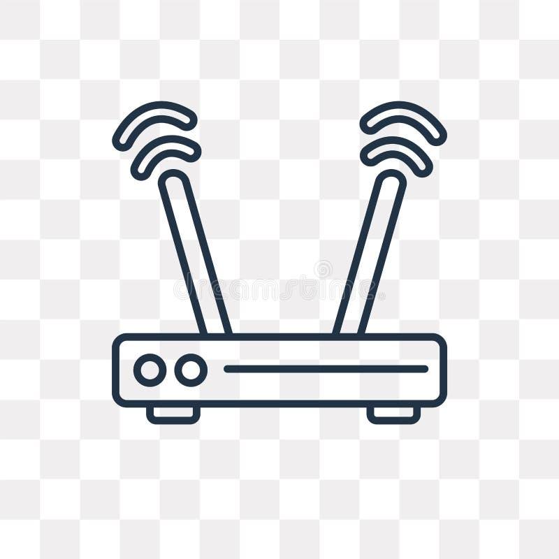 Значок вектора связей изолированный на прозрачной предпосылке, l бесплатная иллюстрация