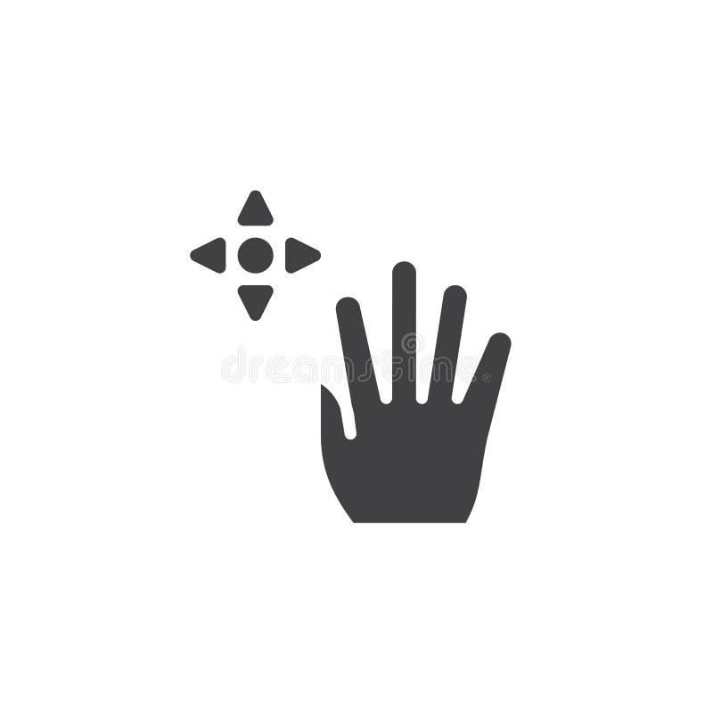 значок вектора сопротивления 5x бесплатная иллюстрация