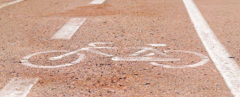 Значок велосипеда стоковая фотография
