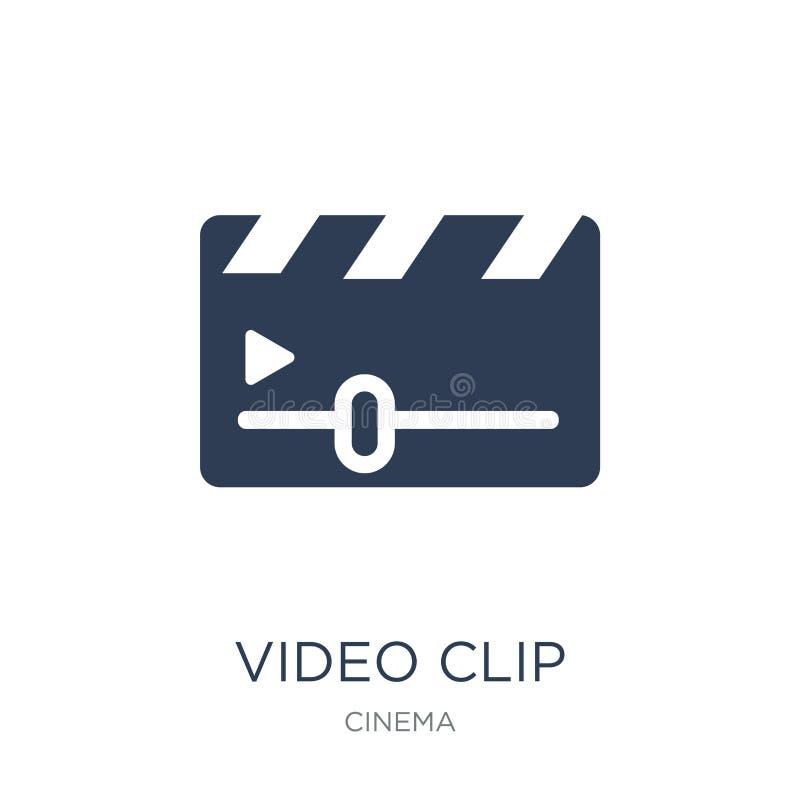 значок видеоклипа  бесплатная иллюстрация