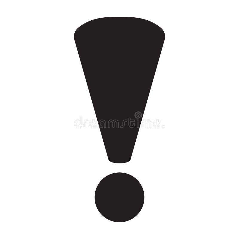 Значок восклицательного знака, уникально восклицательный знак, милый восклицательный знак бесплатная иллюстрация