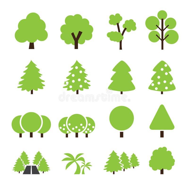 условное обозначение дерево картинка городе лесом повеяло