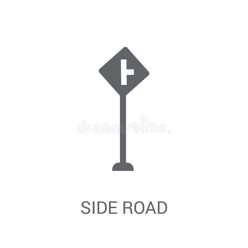 значок знака проселочной дороги  бесплатная иллюстрация