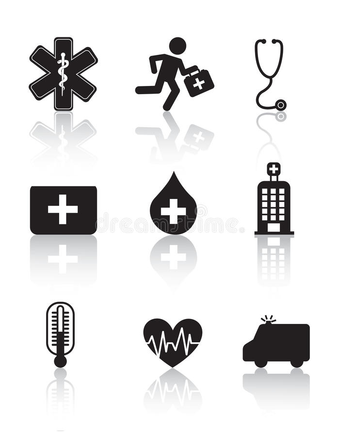 Значок здоровья бесплатная иллюстрация