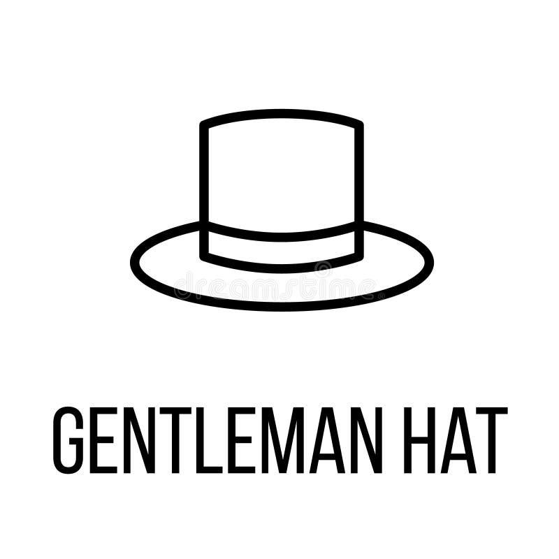 Значок или логотип в современной линии стиле бесплатная иллюстрация