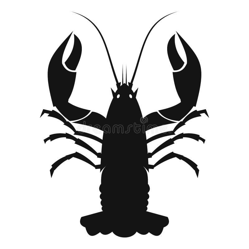 Значок Карциномы черный бесплатная иллюстрация