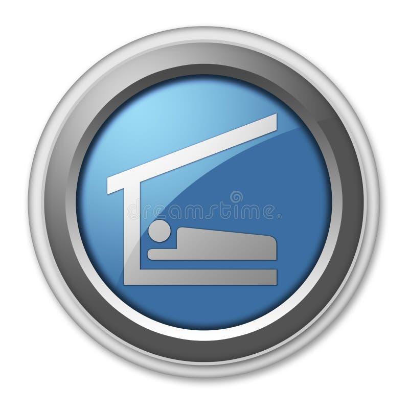 Значок, кнопка, укрытие спать пиктограммы бесплатная иллюстрация