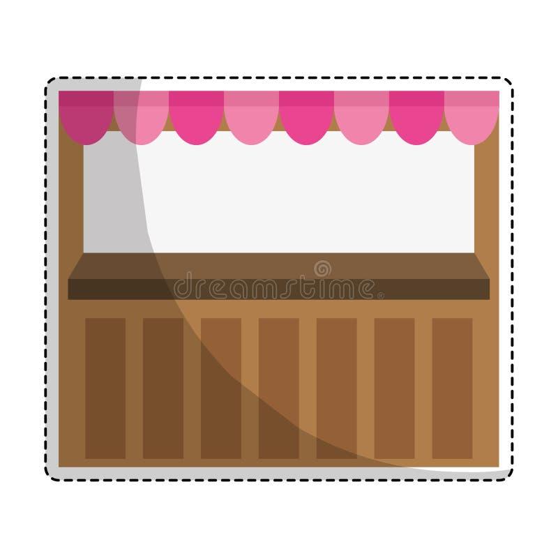 Download Значок магазина конфеты иллюстрация вектора. иллюстрации насчитывающей съешьте - 81802609