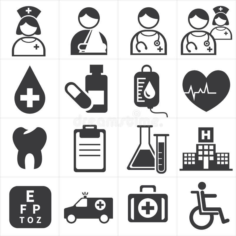 Значок медицинский бесплатная иллюстрация