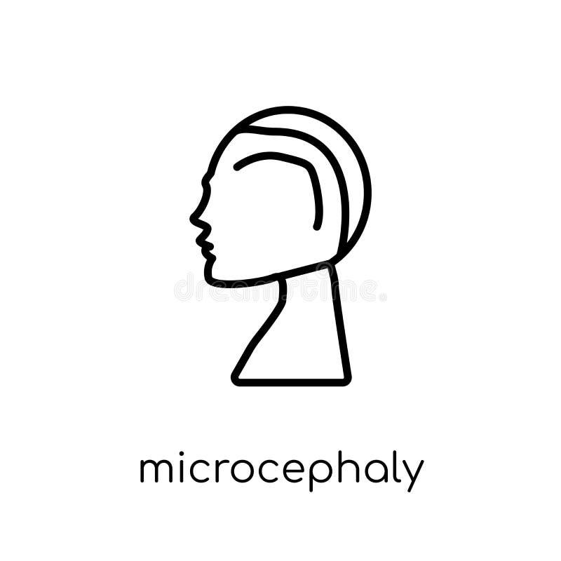 Значок микроцефалии  бесплатная иллюстрация