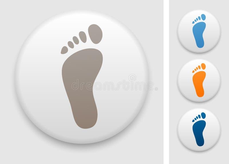 Значок ноги бесплатная иллюстрация