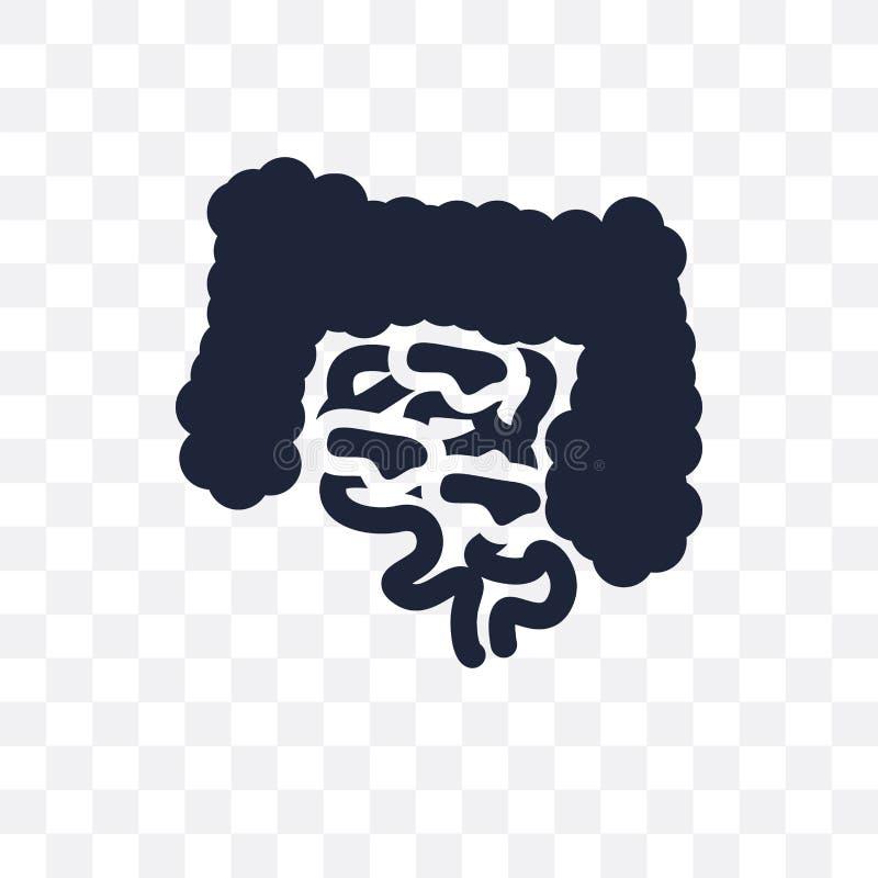 Значок остеоартрита прозрачный Дизайн fr символа остеоартрита иллюстрация штока
