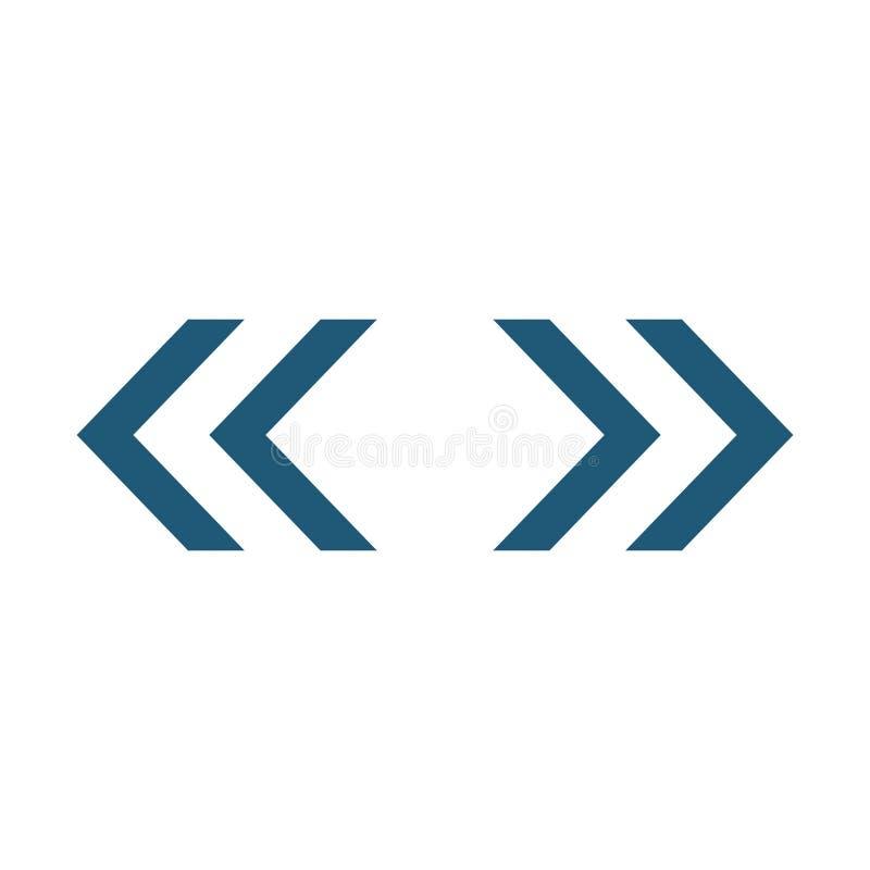 значок 6 перезарядки направления стрелок 2 вектора бесплатная иллюстрация
