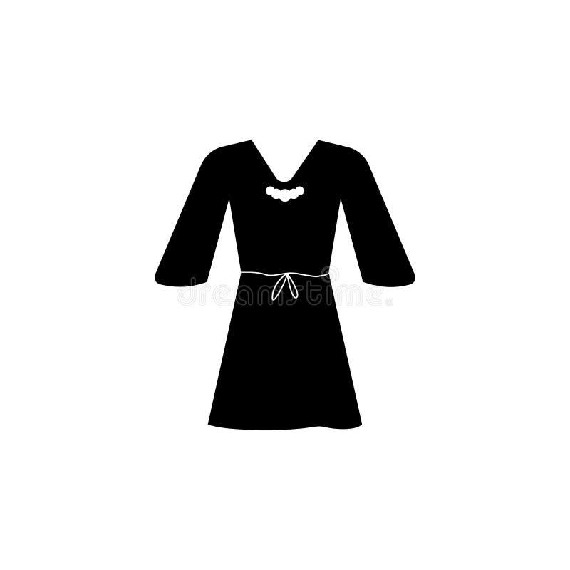 Значок платья Shemish бесплатная иллюстрация