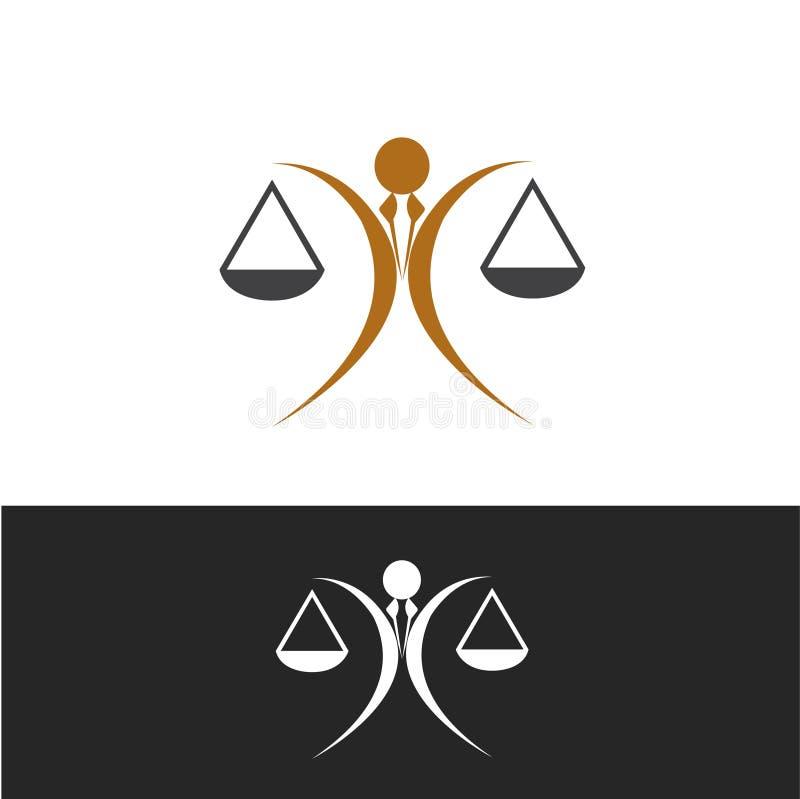 Значок правосудия бесплатная иллюстрация