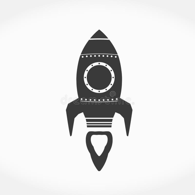 Значок Ракеты бесплатная иллюстрация