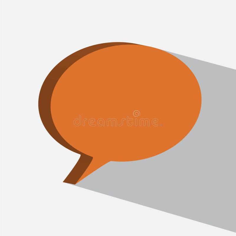 Download Значок речи текста иллюстрация штока. иллюстрации насчитывающей речь - 40579907