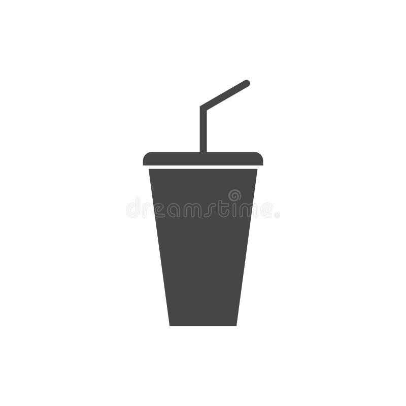 значок соды иллюстрация вектора