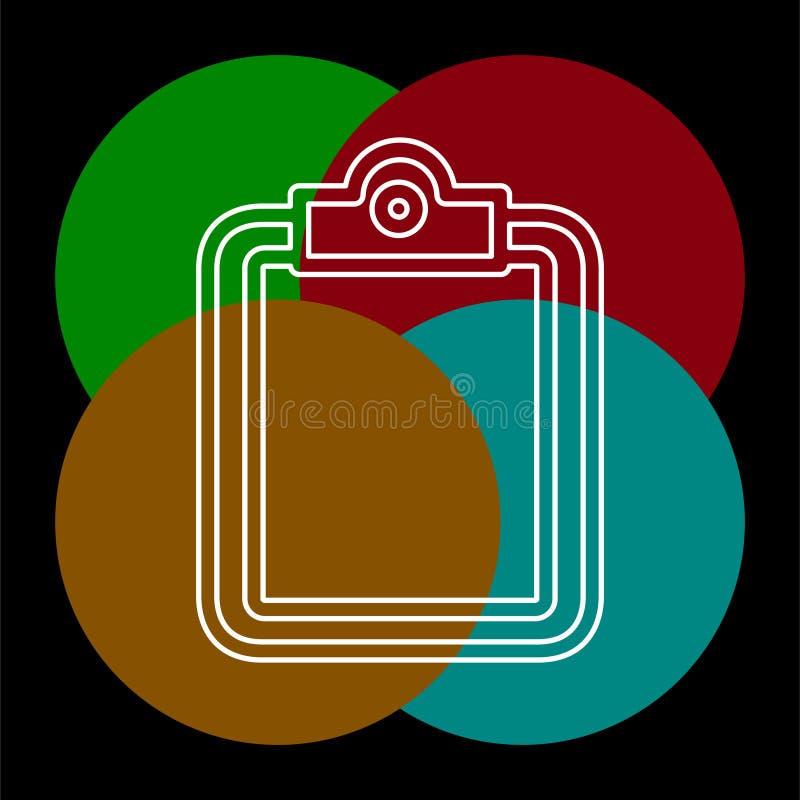 Значок справки о кредитоспособности иллюстрация элемента бесплатная иллюстрация