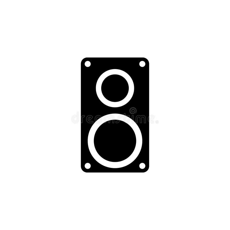 Значок столбца музыки Элемент значков сети Наградной качественный значок графического дизайна Знаки и значок для вебсайтов, сеть  бесплатная иллюстрация