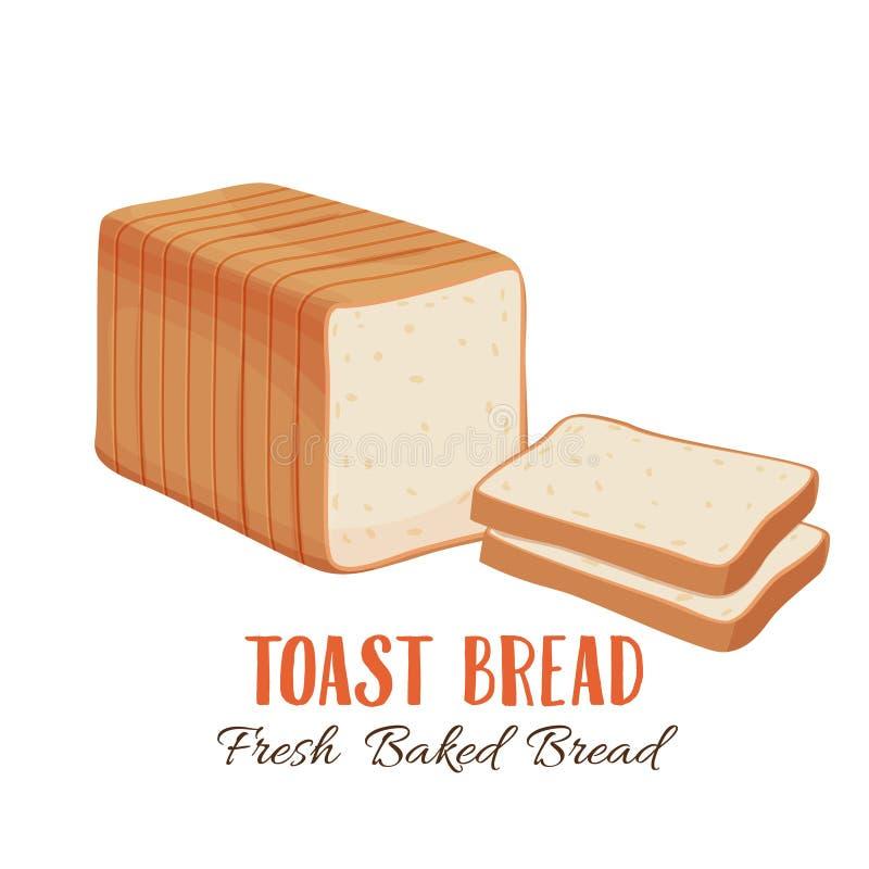 Значок хлеба здравицы бесплатная иллюстрация