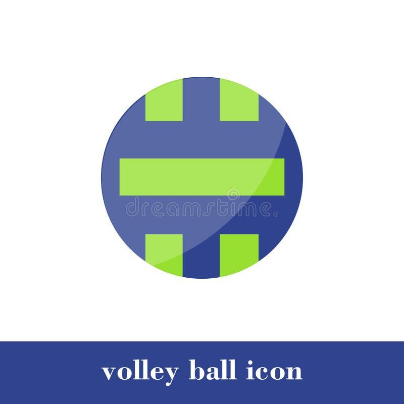 Значок шарика залпа r Шарик бесплатная иллюстрация