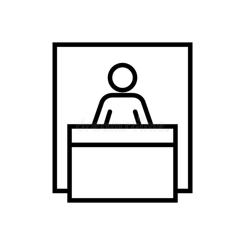 Значок экспонента, иллюстрация вектора бесплатная иллюстрация