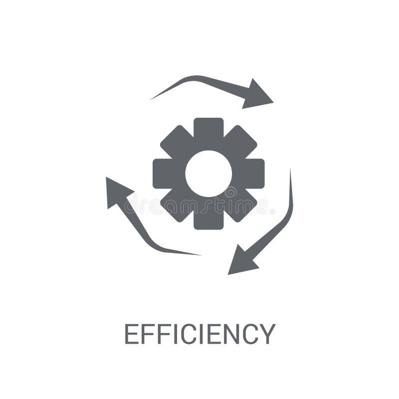 Значок эффективности  бесплатная иллюстрация