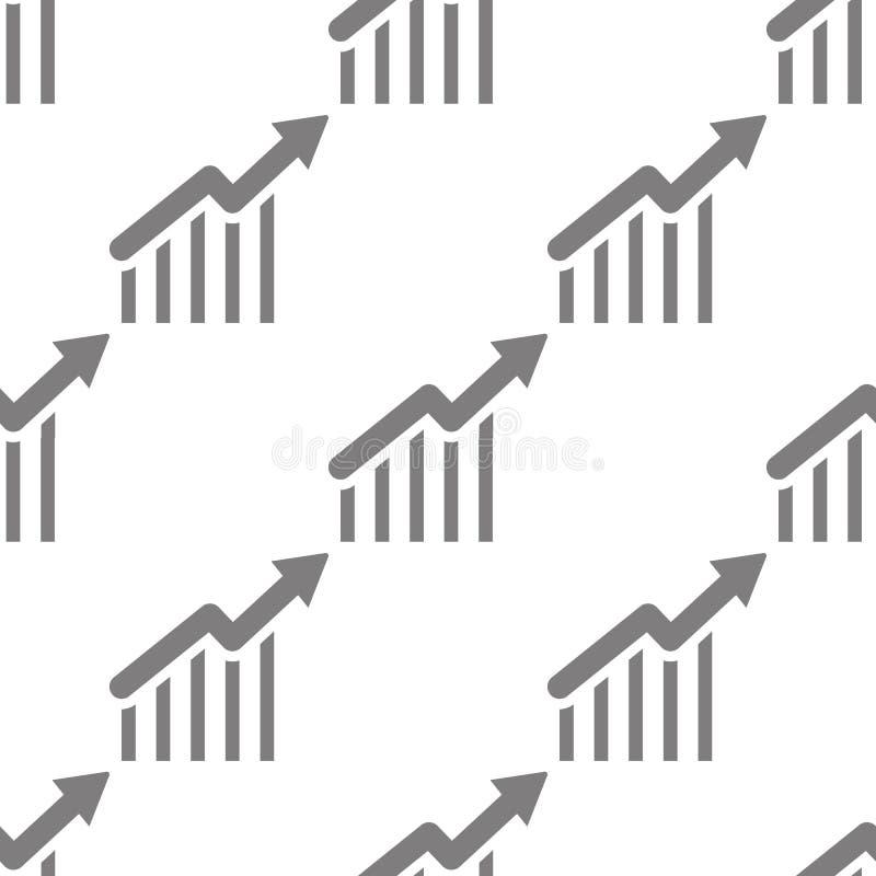 Значок Biohazard Элемент minimalistic значков для передвижных apps концепции и сети Значок Biohazard повторения картины безшовный иллюстрация штока