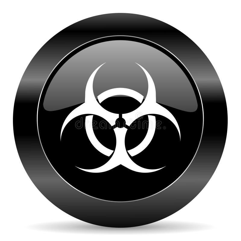 Значок Biohazard бесплатная иллюстрация