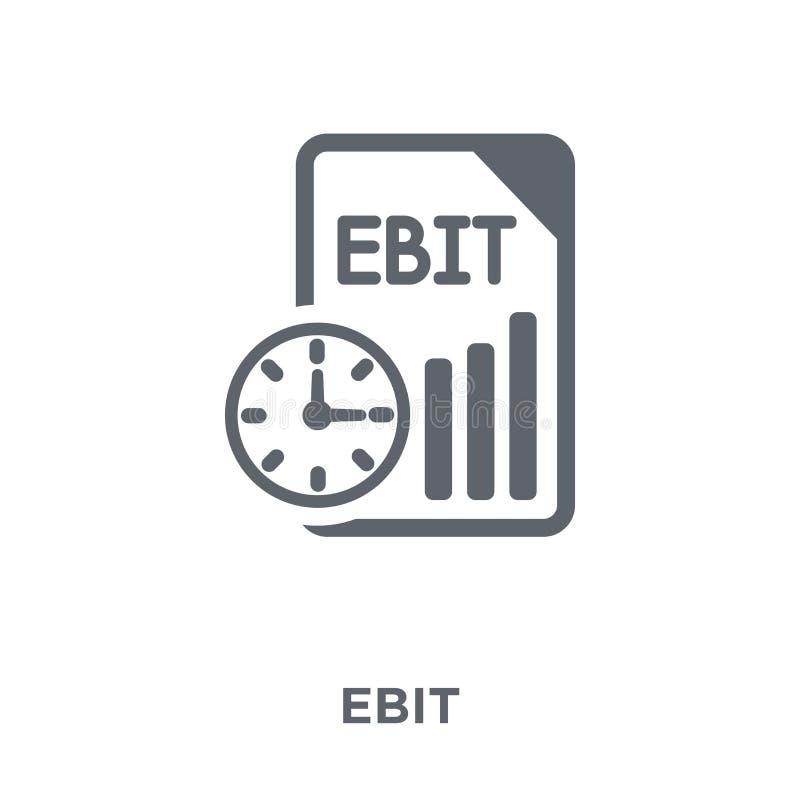 Значок Ebit от собрания Ebit иллюстрация штока