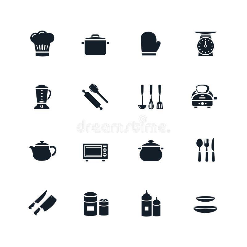 Значок Kitchenware бесплатная иллюстрация
