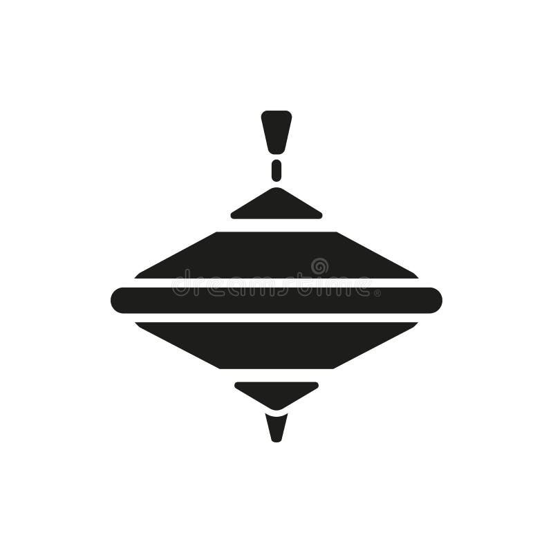 Значок Whirligig Дизайн вектора Whirlabout вершин Колышк символ Веб график jpg ai _ логос предмет плоско изображение Знак бесплатная иллюстрация
