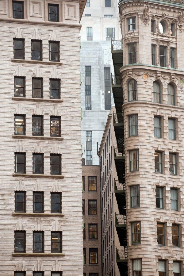 зодчество boston стоковое изображение