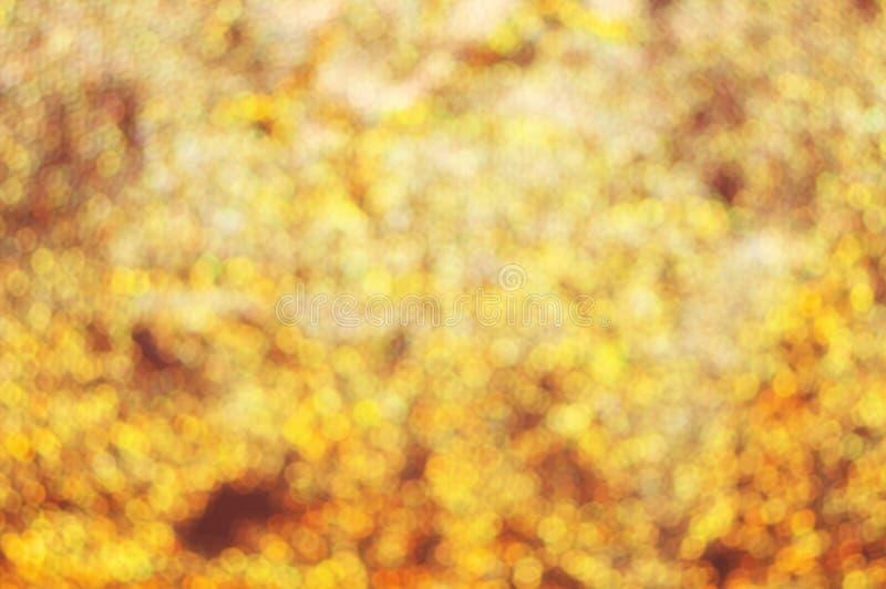 Золотая блестящая предпосылка стоковая фотография rf
