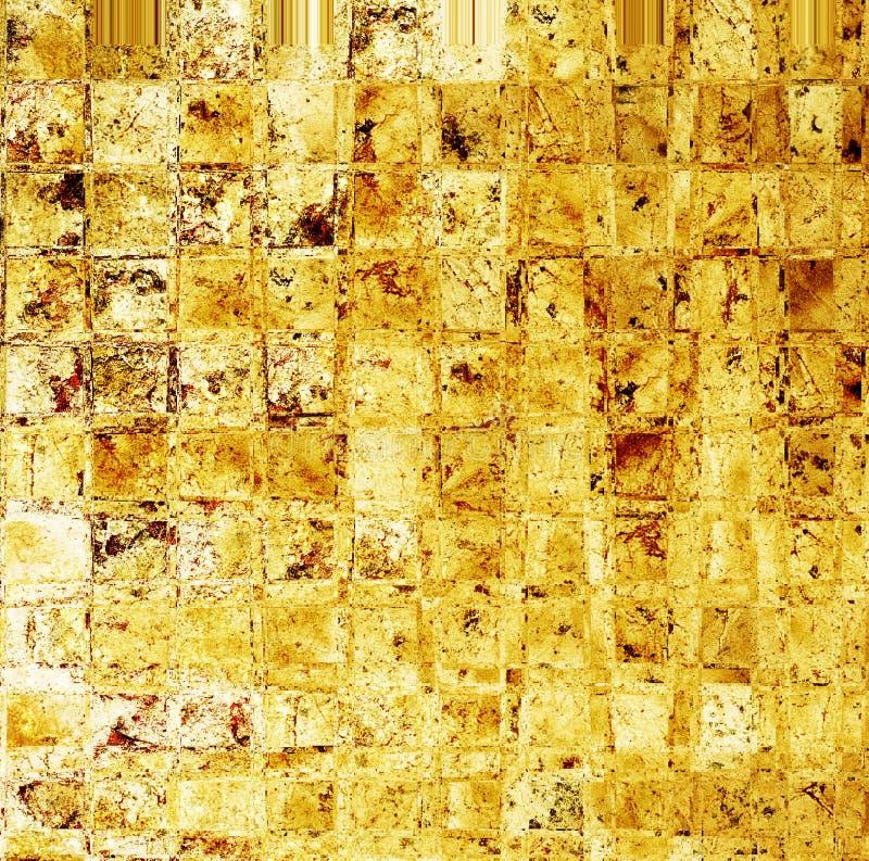 золотистая роскошная текстура иллюстрация вектора