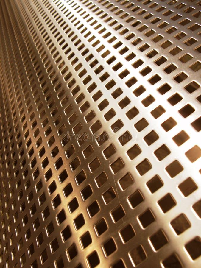золотистая сетка стоковое изображение