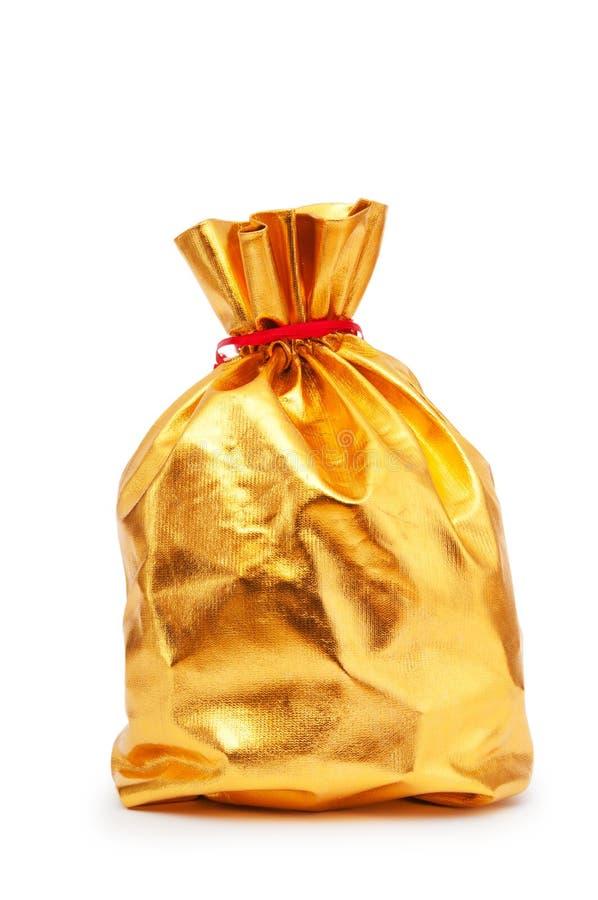 золотистые вкладыши стоковое фото