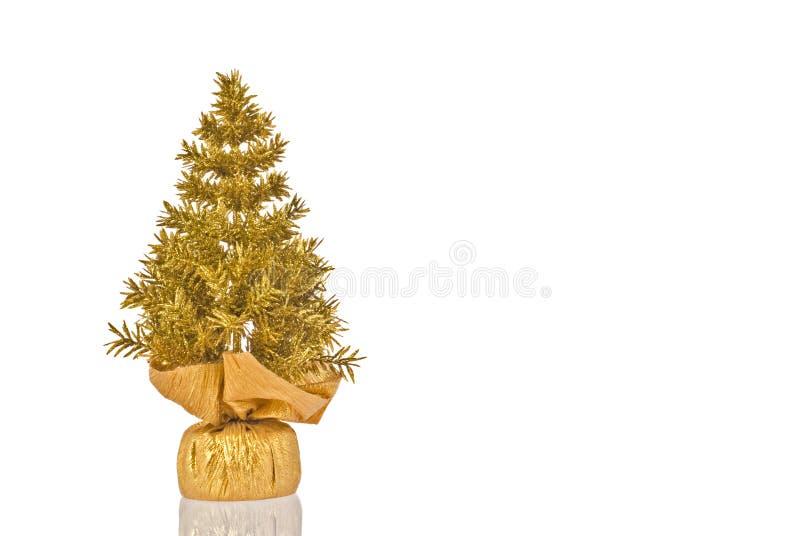 Download золотистый xmas вала стоковое фото. изображение насчитывающей рождество - 6867166