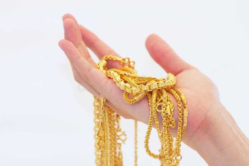Золото в наличии стоковое фото rf