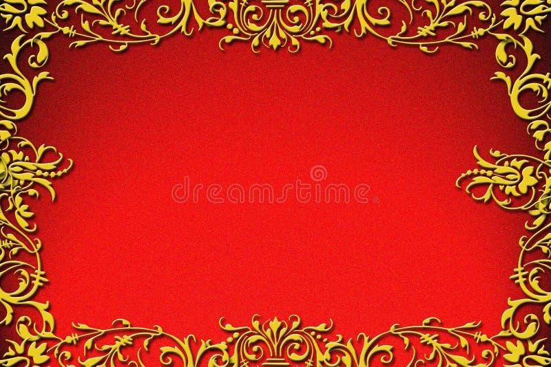золото королевское Стоковые Изображения RF