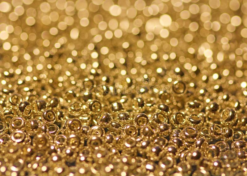 Золото отбортовывает предпосылку стоковые изображения rf