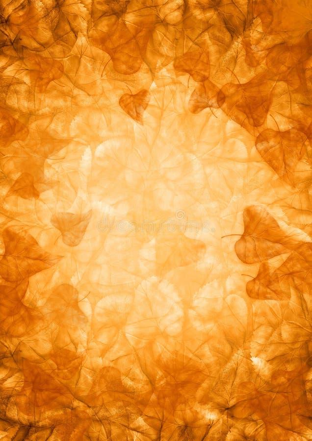 золото падения предпосылки иллюстрация штока