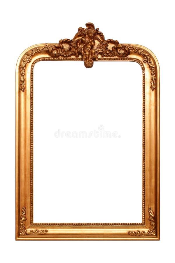 золото рамки стоковое фото rf