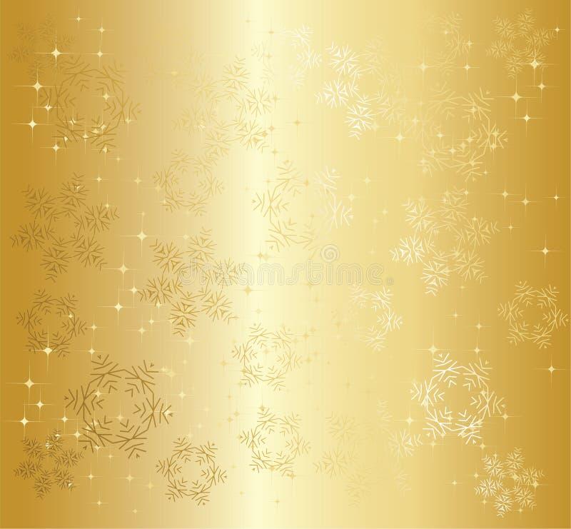 золото рождества предпосылки бесплатная иллюстрация