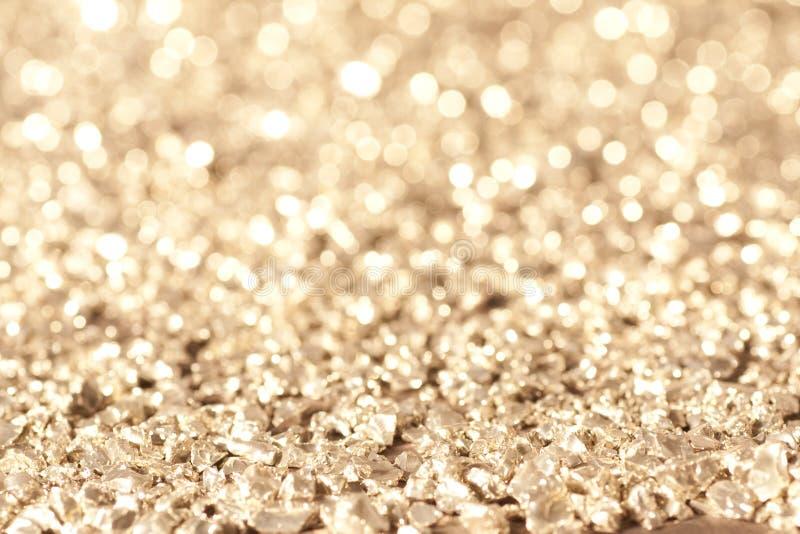 золото glimmer стоковые фотографии rf