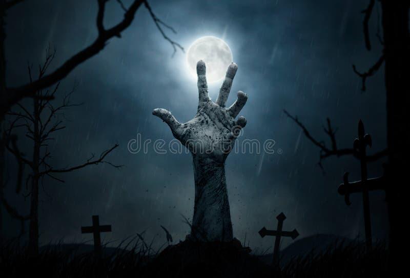 Зомби стоковое изображение