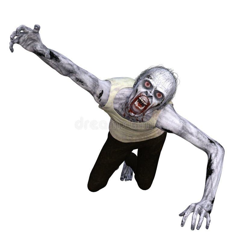 зомби бесплатная иллюстрация